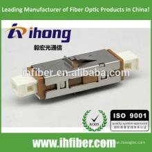MU adaptador de fibra óptica