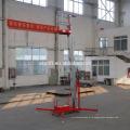 Горячая продажа! Китай производство одного лица гидравлический подъемник