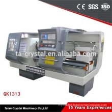 Horizontal Type CNC Pipe Threading Lathe Machine Price QK1313