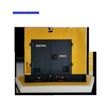 13KW 50HZ petit générateur diesel silencieux de remorque de générateur