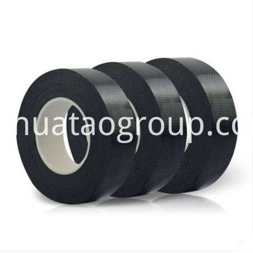electric tape black
