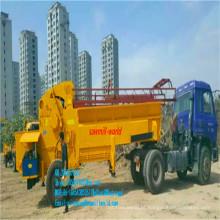 Fábrica chinesa diretamente venda triturador de madeira máquina de corte shredder