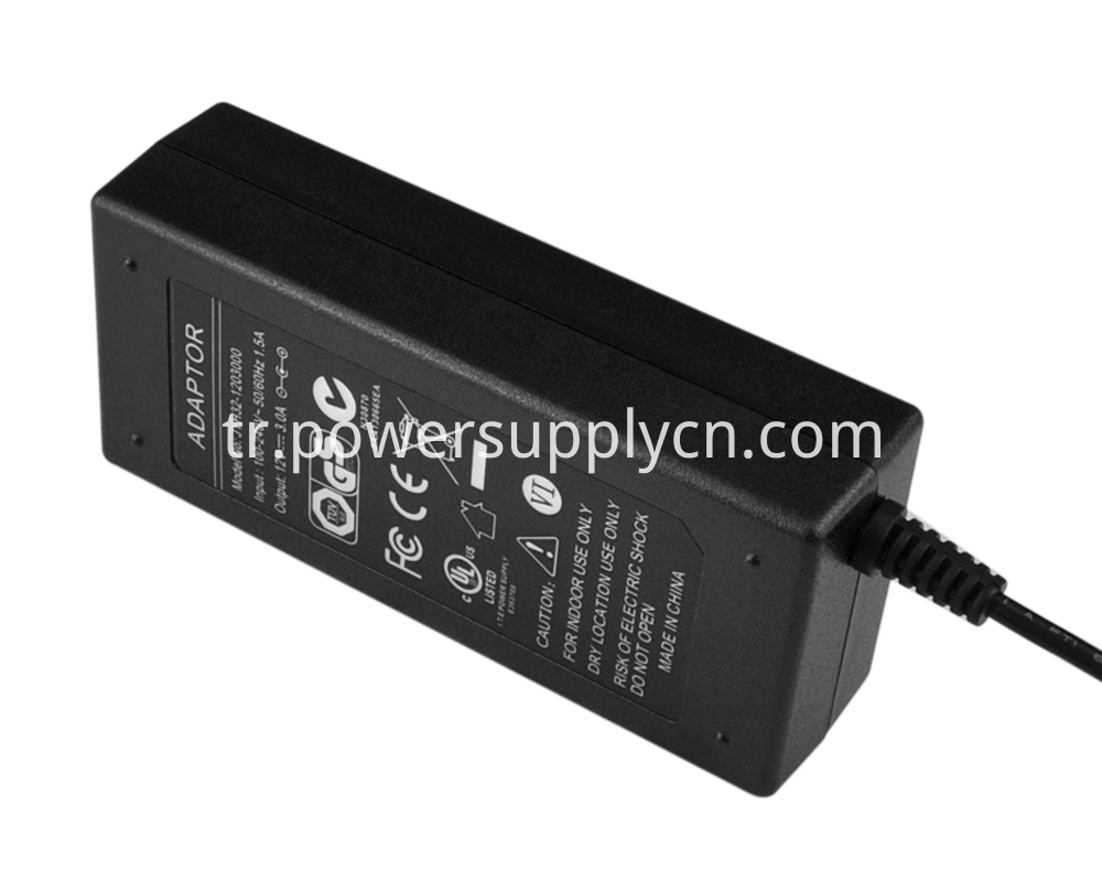 12V1.67A power adapter