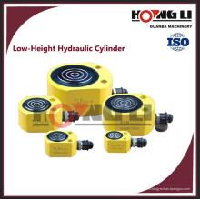 Vérin hydraulique de basse taille / petit cylindre hydraulique avec le prix bon marché, CE approuvé