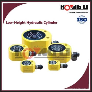 Cilindro hidráulico de baja altura / pequeño cilindro hidráulico con precio económico, aprobado CE