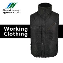 Winter Cotton Short Vest for Man