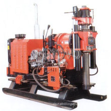 Higher Speed And Hydraulic System For Core Drilling Geological Drilling Rig