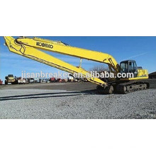 DLKE series excavator long reach boom & arm for excavator in 12-50ton