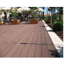 Anti-Slip WPC Outdoor Swimming Flooring