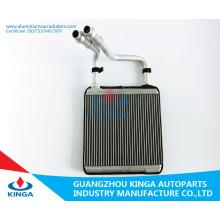 Auto Part Car Radiateur en échangeur de chaleur en aluminium