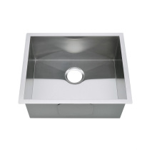 22189S Подвесная кухонная раковина ручной работы