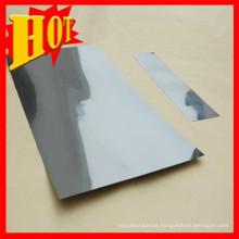 Placa de titânio de espessura de 0.3mm em estoque