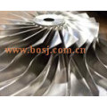 Gt3788 Turbo Billet Compressor Wheel 449521-0026 / 766172-0001 Fit Chevy 6.6L 2001-2004 Duramax Lb7 Impulsor de Desempenho Usinado Tailândia