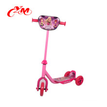 popular freestyle big wheel kick scooter/adult kick scooter big wheels with CE certificate