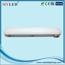 La luz Tri-proof vendedora caliente 600w 18w del LED llevó la luz del tubo