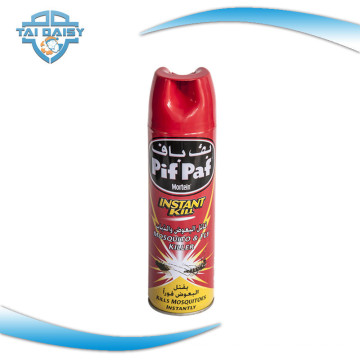 300 Ml Water Base China Insecticide Spray and Anti Mosquito Spray and Bed Bug
