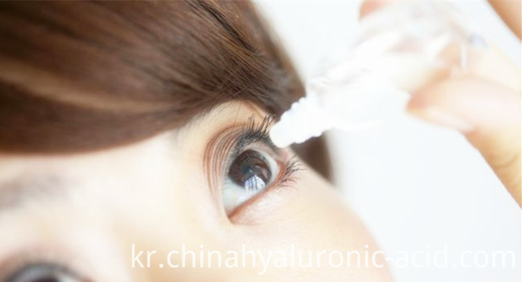 Eye health Hyaluronic acid