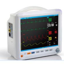 12.1 Inch Multiparameter Vet Patient Monitor Pdj-3000V