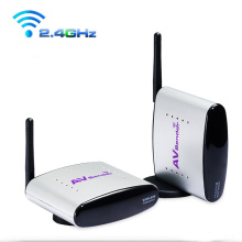 Extensor inalámbrico de 2,4 GHz con control remoto IR