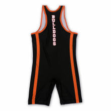 Promotional Custom Cheap Sublimation Wrestling Singlet