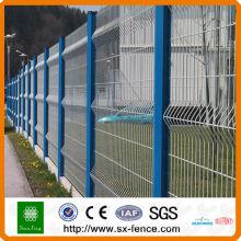 Conception de clôture en maille soudée, conception de clôture en fil soudé