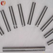 Precio de barra de niobio puro 99.95% nb1 de alta calidad por kg