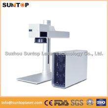 Máquina de marcado láser de cerámica / máquina de marcado láser de fibra