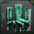 Batería del AA 1.5v batería recargable nicd / nizn / nimh del voltaje nominal 1.5V para la venta al por mayor de la forma de la batería de AA 2000MAH