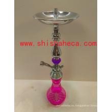 Adj diseño moda alta calidad Nargile fumar tubo shisha cachimba