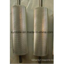 Axe de moulage mécanique sous pression en acier inoxydable