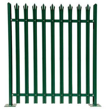 Decorative Security Steel Palisade Fence
