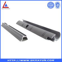 Usinage CNC Extrusion en Aluminium Extrusion 6000