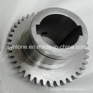 Metal Transmission Gear by OEM Forging