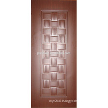 2015 new design decorative interior HDF melamine door skin