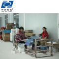 ceramic insulator for fixed vacuum capacitor