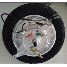 Motor del eje de la silla de ruedas del alto par para el tractor de silla de ruedas