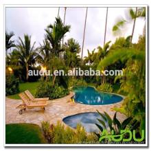 Audu 90cm natürliche preiswerte im Freiennacht Bambusfackel / Bambus tiki Fackeln