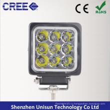 Рабочее освещение пятна наводнения CREE LED 4inch 12V 27W