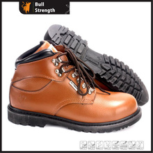 Goodyear Welted Rubber Ankle Safety Shoe with Steel Toe (SN5392)