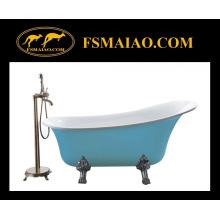Античная классическая акриловая автономная ванна (BA-8306)