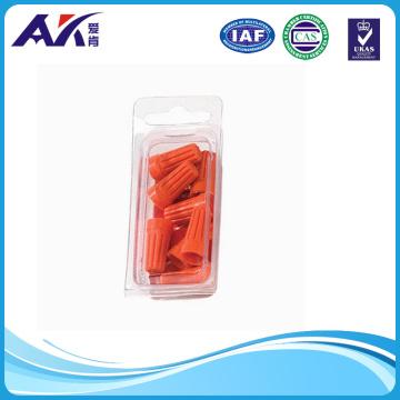 China Doppelte Blister Verpackung Draht Muttern Sortiment Hersteller
