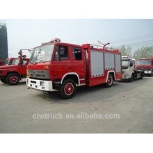 Dongfeng Wassertank Feuerwehrauto, 4x2 China Feuerwehrauto 5t