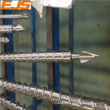 durable nitrided screws for injection molding machine