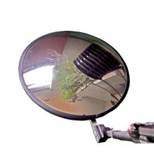 Telescopic 30cm Acrylic /PMMA Convex Mirror Vehicle Inspection Mirror