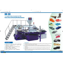 24 Station Rotary Air Blowing Schuhe Maschine