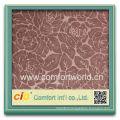 Fashion new design pretty elegant 95 polyester 5 spandex fabric