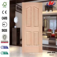 JHK-004 Большое количество Специальная конструкция из натурального дерева Фанера Таиланд Дверная панель