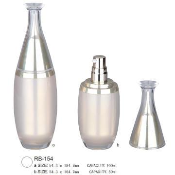 Leere kosmetische Lotion Flasche Container