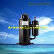 acondicionador de aire de coche móvil 220V 24v con 220v 24v aire acondicionado c.c. sin cepillo compresor aire acondicionado solar