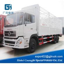 Camión de carga de 10 toneladas Dongfeng 6x4